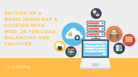 Setting Up a Basic JBoss EAP 6 Cluster with mod_jk for Load Balancing and Failover