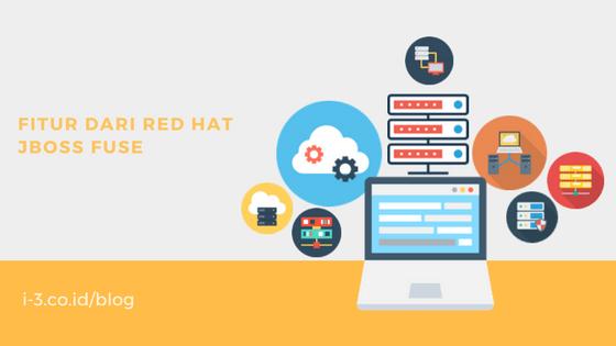 Fitur dari Red Hat JBOSS Fuse